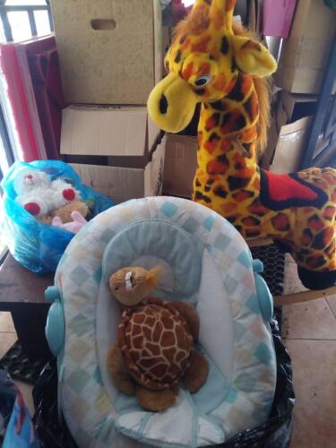 Жираф. Баб.с Ваней. 18.05.19