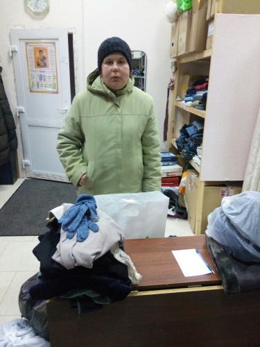 Мария - Тутаев. 13.12.17